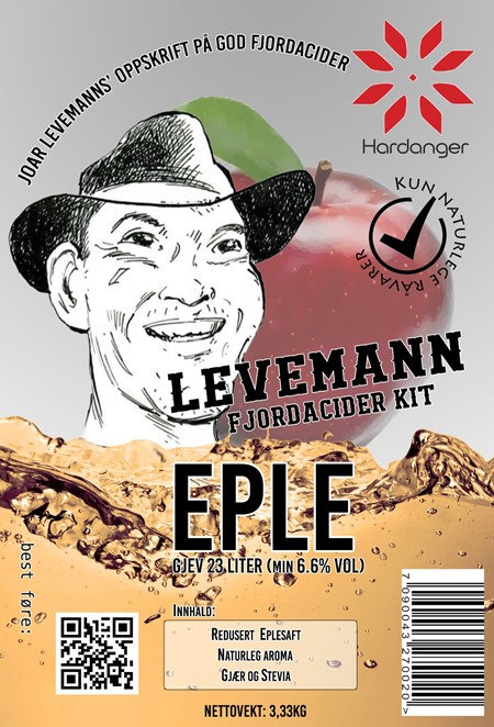 Levemann Eplecider