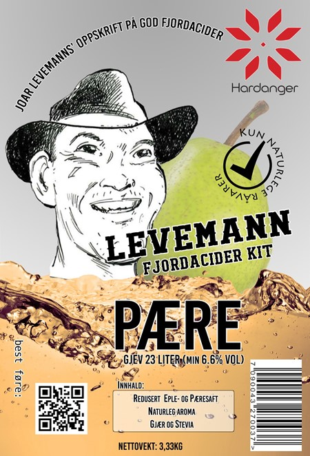 Levemann Pærecider