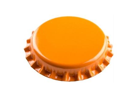 Korker Orange 100stk 26mm
